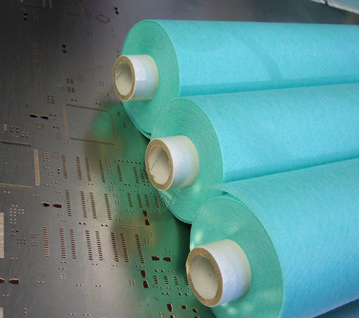 MPM Stencil Wiping Roll Green Monster