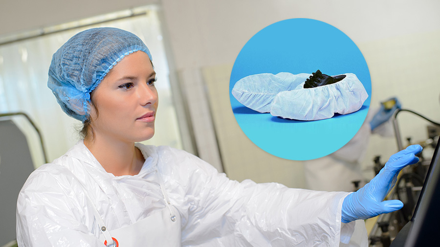 Choosing the Right Cleanroom Shoe Covers