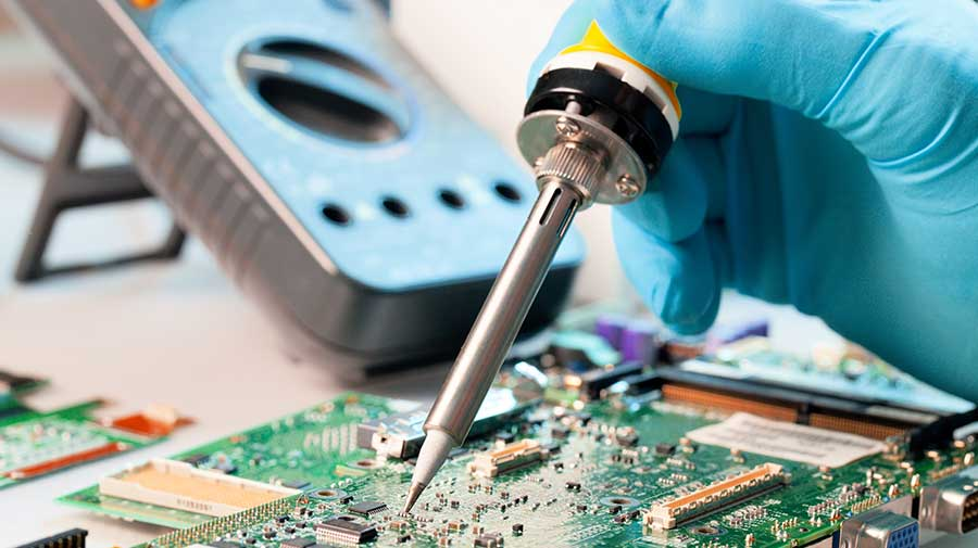 Controlling ESD in Electronics Manufacturing